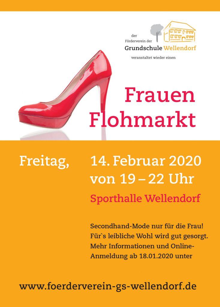 Frauen Flohmarkt 2020